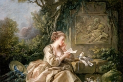Francois Boucher The Secret Message 1767 Herzog Anton Ulrich Museum