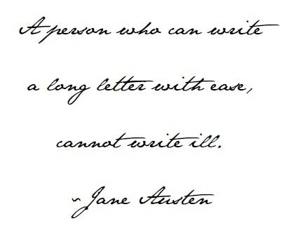 Austen Long Letter