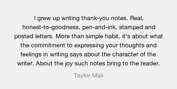 Taylor-Mali