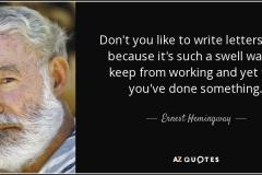 Ernest-Hemingway