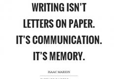 Isaac Marion